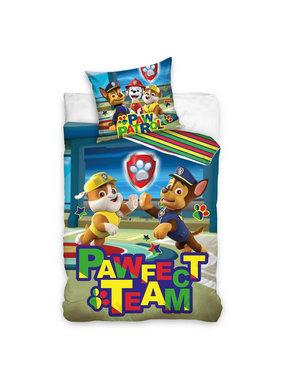 Paw Patrol Duvet cover Pawfect Team 140 x 200 Cotton