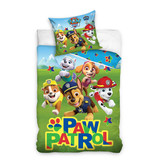 Paw Patrol Duvet cover Airport - Single - 140 x 200 cm - Cotton