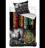 Harry Potter Duvet cover Hogwarts - Single - 140 x 200 cm - Cotton