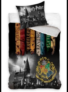 Harry Potter Duvet cover Hogwarts 140 x 200 Cotton