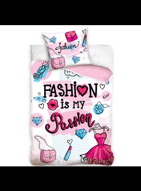 Fashion Duvet cover Passion 140 x 200 Cotton