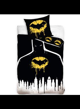 Batman Dekbedovertrek Dark 140 x 200 cm Katoen