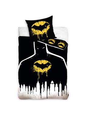 Batman Duvet cover Dark 140 x 200 cm Cotton