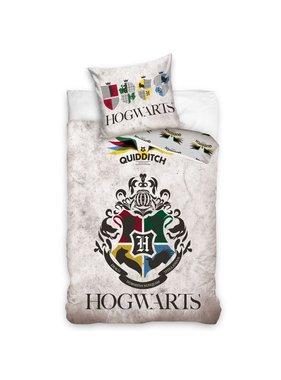 Harry Potter Dekbedovertrek Quidditch Classic 140 x 200 Katoen