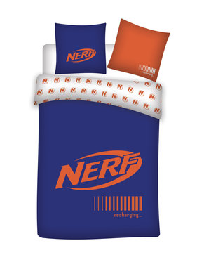 Nerf Duvet cover Recharging 140 x 200 Organic Cotton