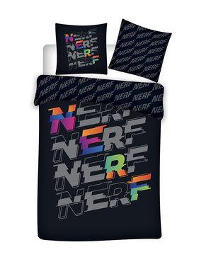 Nerf Dekbedovertrek Logo 140 x 200 Bio Katoen