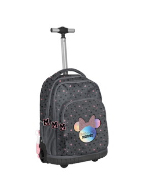 Disney Minnie Mouse Backpack Trolley 44 cm