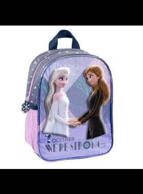 Disney Frozen Peuterrugzak We're Strong 3D 28 x 22 cm
