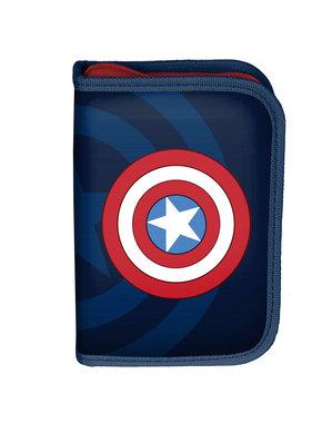 Marvel Avengers Gevuld Etui Schild - 22 st.