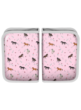 Animal Pictures Filled Pouch Horses - 22 pcs.