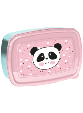 Panda Lunch box 18 cm