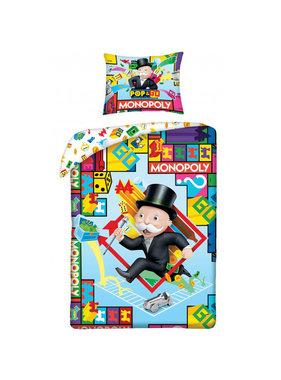 Monopoly Duvet cover 140 x 200 cm + 70 x 90 cm cotton