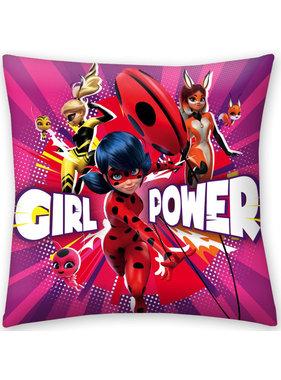 Miraculous Kussen Girl Power 40 x 40 cm Polyester
