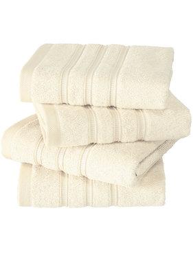 De Witte Lietaer luxury kitchen towel Dolce ivory 4 pieces 60x60 cm