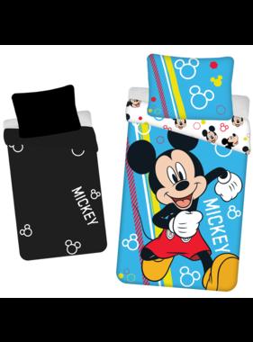 Disney Mickey Mouse Dekbedovertrek Glow in the Dark 140 x 200 Katoen