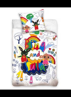 Bing Bunny BABY Dekbedovertrek Sula 100 x 135 cm