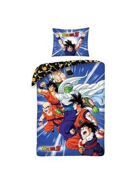 Dragon Ball Z Dekbedovertrek Fight 140 x 200 Katoen