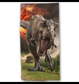 Jurassic World Beach towel Volcano - 70 x 140 cm - Cotton