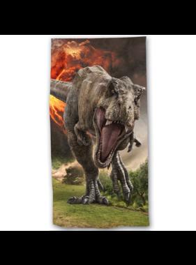 Jurassic World Strandlaken Vulkaan 70 x 140 cm