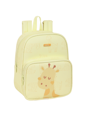 Giraffe Toddler backpack 27 x 22 cm