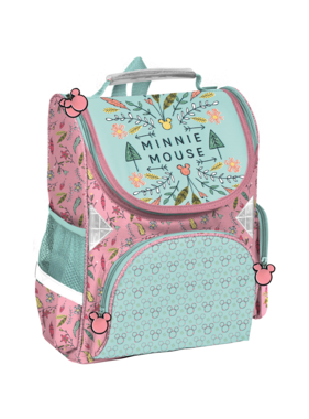 Disney Minnie Mouse Ergonomic Backpack 34 x 28 cm
