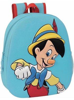 Disney Pinokkio Toddler backpack 3D 32 x 27 cm