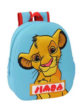 Disney The Lion King Toddler backpack 3D 32 x 27 cm