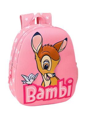 Disney Bambi Toddler backpack 3D 32 x 27 cm