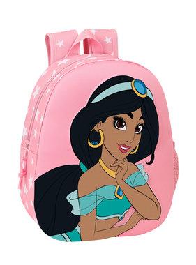 Disney Jasmine Toddler backpack 3D 32 x 27 cm