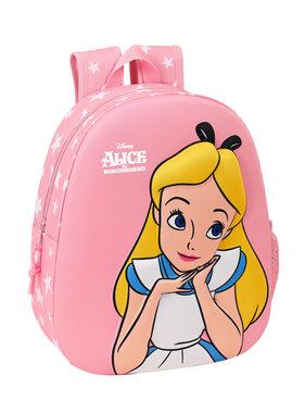 Disney Alice Toddler backpack 3D 32 x 27 cm