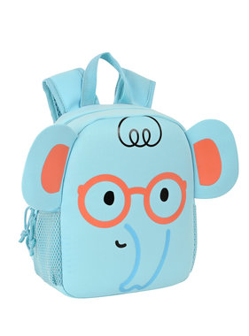 Animal Pictures Toddler backpack Elephant 25 x 20 cm
