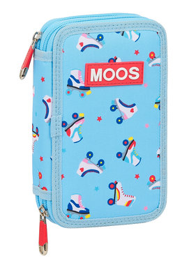 MOOS Filled Case Rollers - 28 pcs.
