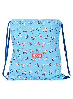 MOOS Gymbag Rollers 35 x 40 cm