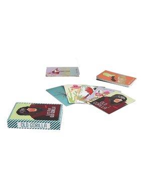 Floss & Rock Card game Old Gorilla
