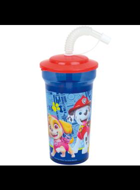 Paw Patrol Drinking bottle with straw 400 ml