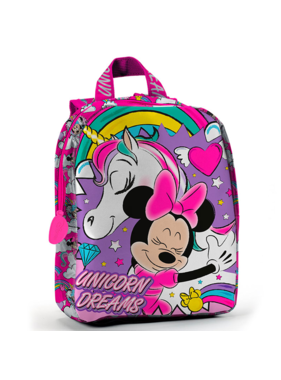 Disney Minnie Mouse Toddler backpack Unicorn Dreams 27 x 22 cm