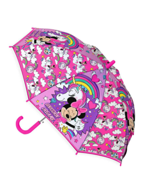 Disney Minnie Mouse Umbrella Unicorn Dreams - ø 75 cm