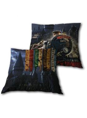 Harry Potter Cushion Hogwarts 35 x 35 cm
