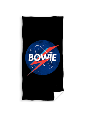 David Bowie Beach towel Ziggy Stardust 70 x 140 Cotton