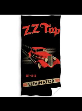 ZZ Top Beach Towel Eliminator 70 x 140 cm Cotton