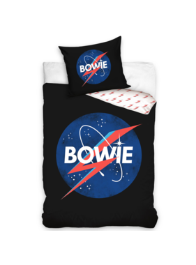 David Bowie Duvet cover Ziggy Stardust 140 x 200 Cotton