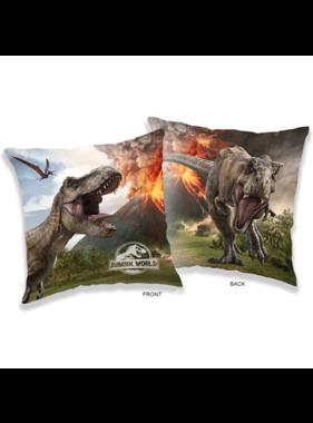 Jurassic World Cushion Volcano 40 x 40 cm