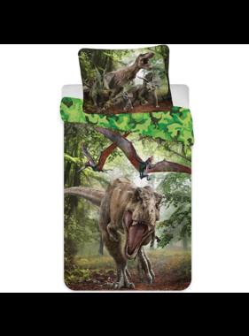 Jurassic World Duvet cover Forest 140 x 200 Polyester