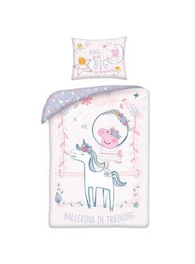 Peppa Pig BABY Duvet cover Ballerina 100 x 135 cm