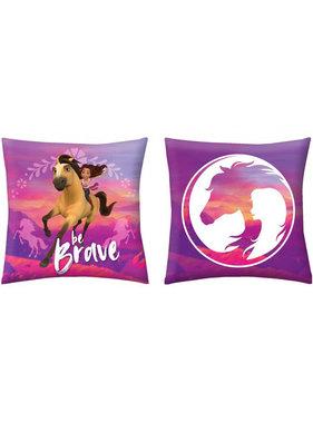 Spirit Cushion Be Brave 40 x 40 cm