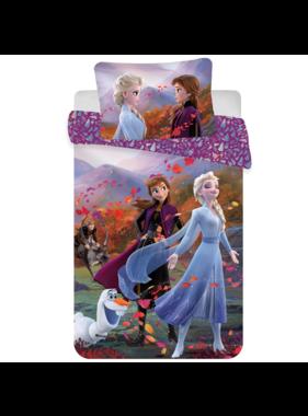 Disney Frozen BABY Duvet cover Wind 100 x 135 cm