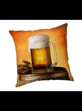 Bier Pillow Pul 40 x 40 cm