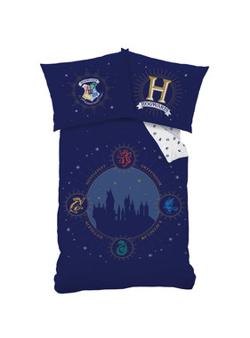 Harry Potter Duvet cover Constellation 140 x 200 Cotton