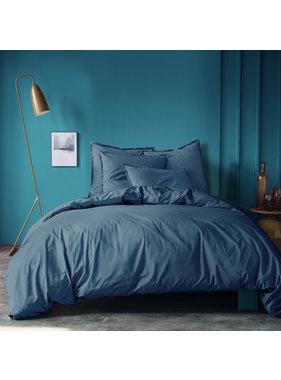 Matt & Rose Duvet cover Blue 260 x 240 ZS Washed Cotton