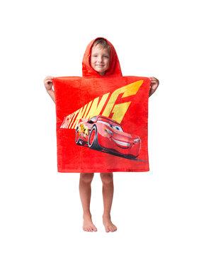 Disney Cars Poncho Lightning McQueen 60 x 120 cm Cotton